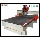 TZJD-M25BD Double Heads CNC Router